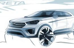 Кроссовер Hyundai для России: первая официальная информация