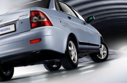 Lada Priora получит яркие цвета кузова