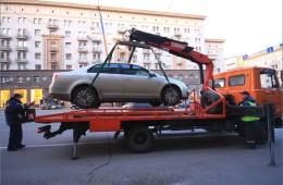 Новое предложение: чем тяжелее машина, тем дороже эвакуация
