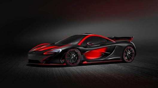 McLaren построил «самый злой» гибридный суперкар P1