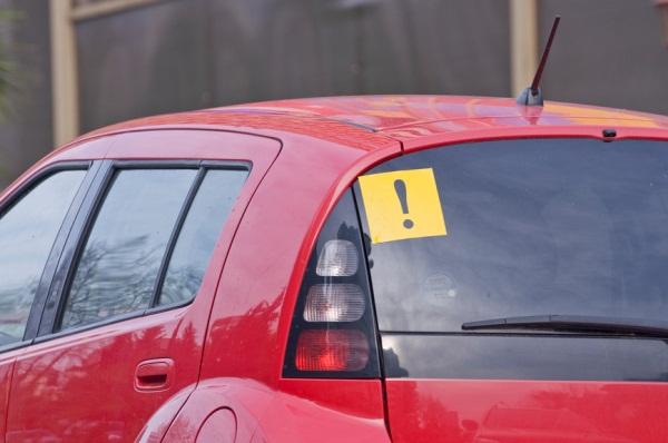 МВД хочет изменить ПДД для начинающих водителей
