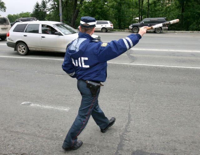 ГИБДД проведет на праздниках «облаву» на водителей