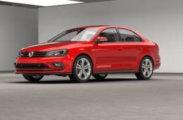 Volkswagen выпустил седан Jetta с мотором от Golf GTI