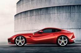 В Сети рассекретили «заряженное» купе Ferrari F12berlinetta