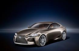 У Lexus может появиться новый суперкар