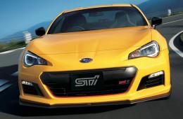 Компания Subaru усовершенствовала купе BRZ