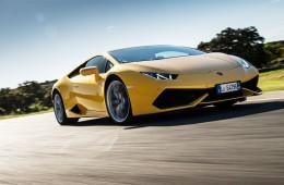 Открытая версия Lamborghini Huracan дебютирует в Женеве
