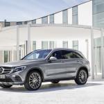Названы рублевые цены на преемника Mercedes-Benz GLK