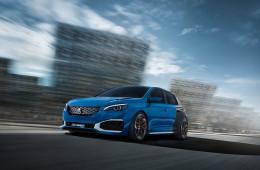 Глава Peugeot показал новую «заряженную» модель в камуфляже