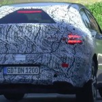 Новое кросс-купе от Mercedes-Benz засекли на тестах