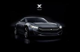Китайцы построят на базе Hyundai Genesis электрический суперкар