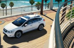 Subaru провела технический апгрейд модели XV