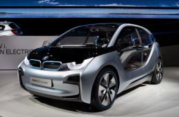 BMW i3 может стать основой для автомобиля Apple