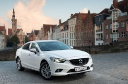 Mazda отзывает две сотни российских Mazda6 и CX-5