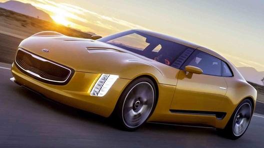 Kia выпустит спорткар лишь к 2020 году