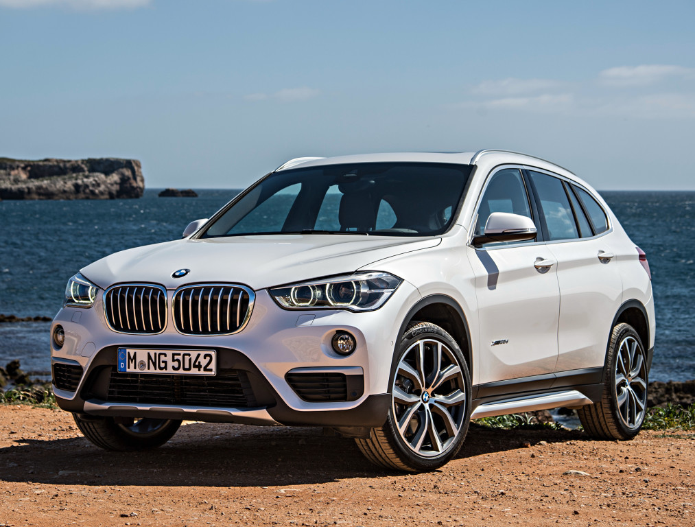 Объявлены российские цены на новый BMW X1