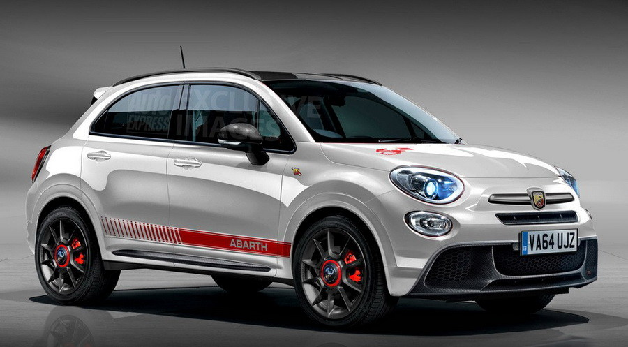 Fiat готовит конкурента Nissan Juke Nismo