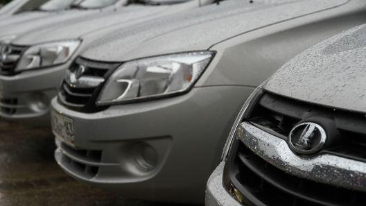 Lada Granta потеряла статус лидера рынка