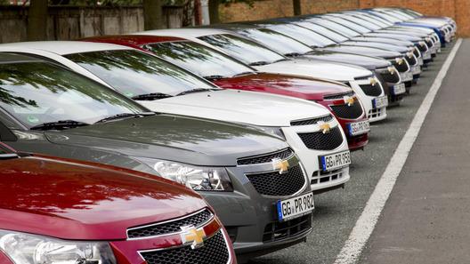 Конфискованные автомобили вновь начнут продавать на аукционах