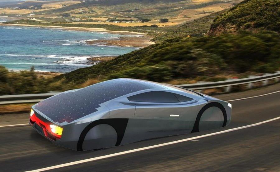 Австралийцы научили электромобиль «ездить без подзарядки»