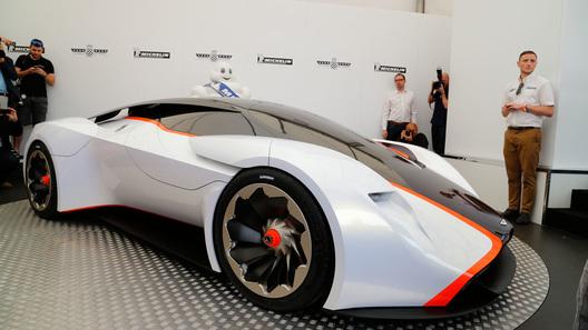 Aston Martin готовится к выпуску гиперкара