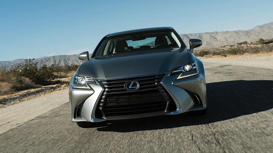 Обновленный Lexus GS получил турбомотор