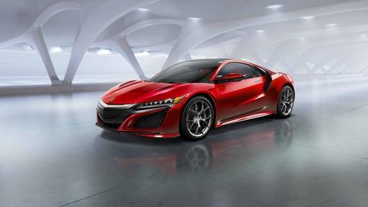 Выход суперкара Acura NSX отложен на несколько месяцев