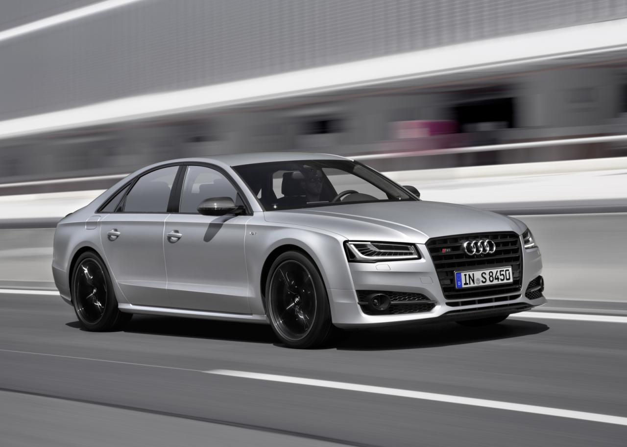 Audi S8: показана самая мощная версия
