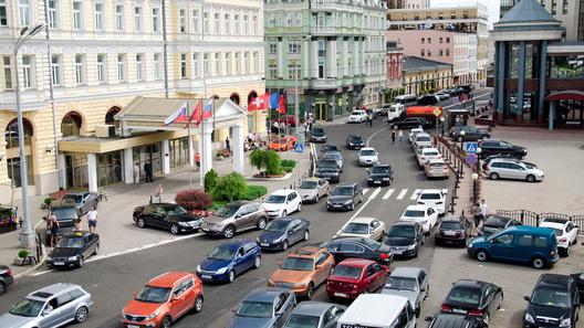 В Москву возвращаются пробки
