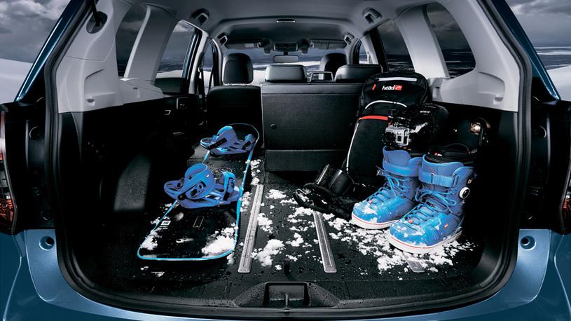 Subaru Новинки Subaru подготовила для России особую версию Forester