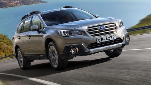 Subaru отзовет больше 3 тысяч машин