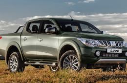 В России появился новый пикап Mitsubishi