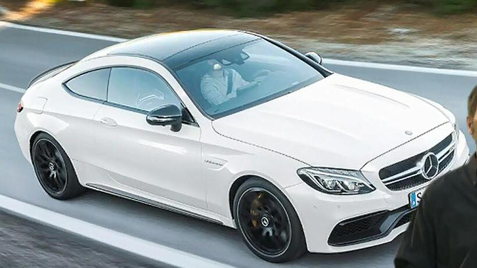 Конкурента BMW M4 от Mercedes-Benz рассекретили досрочно