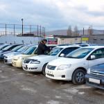 Подержанные автомобили: цены достигли дна