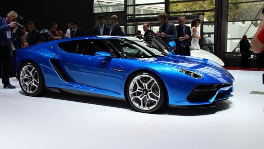 Будущий гиперкар Lamborghini окажется не совсем эксклюзивным