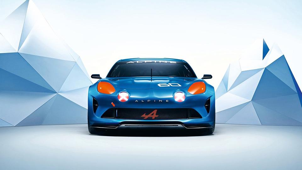 Второй моделью Alpine станет кроссовер