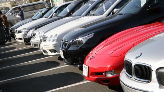 Падение рынка автомобильного секонд-хенда в России замедлилось