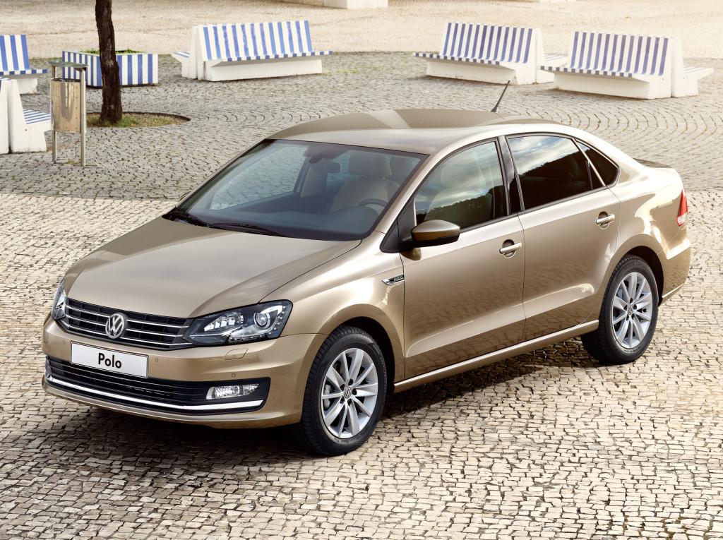 Седан Volkswagen Polo теперь можно купить дешевле