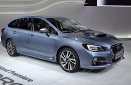 Subaru привезла во Франкфурт конкурента Volkswagen Passat Alltrack