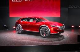 Новый кроссовер Mazda: попытка порвать шаблоны
