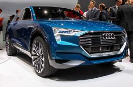 Audi Q6 — цена названа за три года до дебюта!
