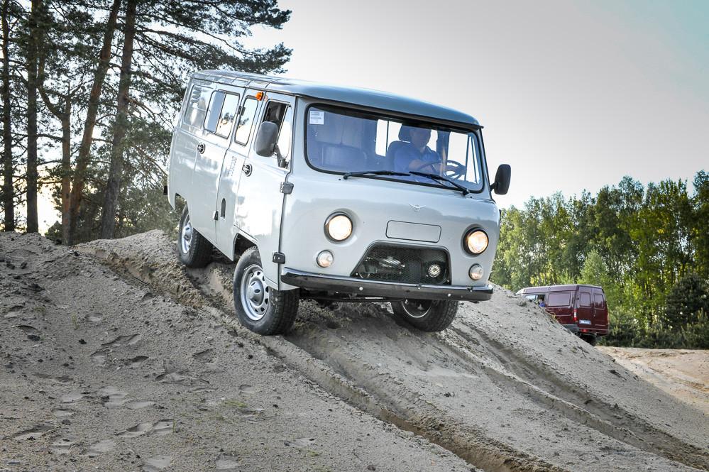 УАЗ готовится к модернизации «Буханки». Первые подробности