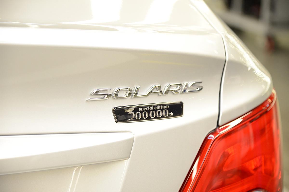 Hyundai Solaris получил «особую» версию. Названы цены
