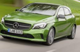 Объявлены российские цены на обновленный Mercedes-Benz A-класса
