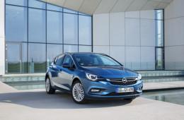 Новый Opel Astra отказался дорожать со сменой поколений