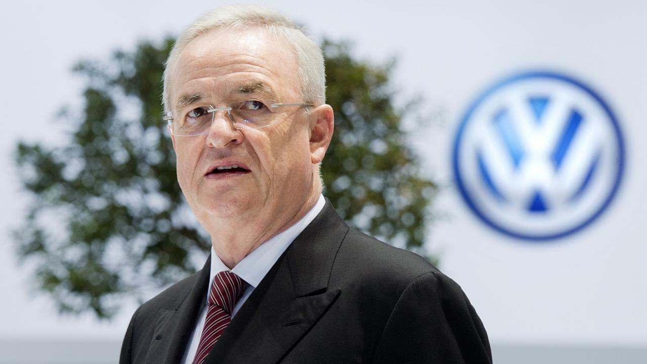 Отставка главы Volkswagen: топ-менеджеру приготовили «золотой парашют»