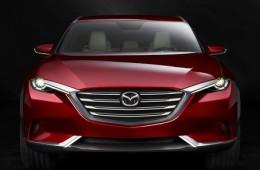 Mazda вывела на тесты новое кросс-купе