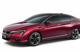 Honda раскрыла дизайн нового водородного хэтчбека