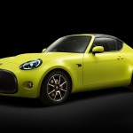 Toyota показала концепт недорогого спорткара
