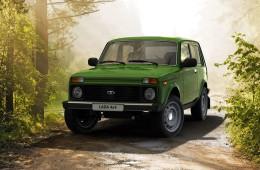 Lada 4×4: АвтоВАЗ подготовил экспортную версию